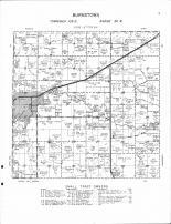 Burnstown Township, Springfield, Cottonwood River, Brown County 1964 Published by Thomas O. Nelson Co